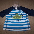 Boys Old Navy Swimwear Top Shirt Size 3/6 Months NWT