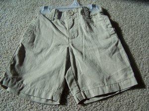 Boys Old Navy Brown/Tan Shorts Size 12/18 18/24M NWT