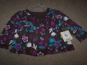 Old Navy Girls Baby Toddler Long Sleeve Shirt 3-6-12M