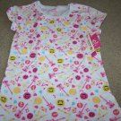Girls Size Large NWT Paul Frank  Cute T-Shirt Design