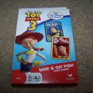 Disney/Pixar Toy Story 3 War and Go Fish Card Games NEW