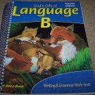 Abeka Grade 5 God's Gift of Language B Teacher Key Lot