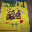 Abeka Arithmetic 4 Key to Text and Test & Speed Drills