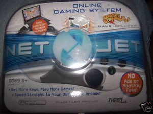 Net Jet Online Gaming System Controller video game !!!!