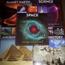 5 Book Lot Homeschool/Teacher NEW!! Science History Q&A