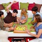 NEW PARTY PADDLE/BOUNCY BALL SET lazer/rubix cube&KLIK KLAK GAME+favors+KIDS+FUN