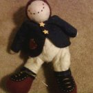 Stuffed Animal home interiors decoration snowman !!!!!