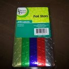 390 Foil Star Stickers Teacher Homeschool Classroom
