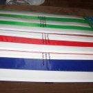 Classroom Card Scheduler w 8 Pockets Teacher Homeschool