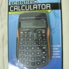 NEW SCIENTIFIC CALCULATOR BATTERY/CLIP COVER/CASE NICE!