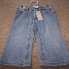Old Navy Boot Cut Jeans Sizes 6-12M 12-18M 2T NWT