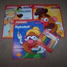 Mr. Potato Head Preschool Homeschool Workbook Lot NEW