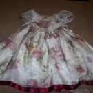Girls Size 6 Dress By Kids Time USA Holiday Dressy Cute
