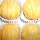 Lemon Flavored Cake Bites Dz.
