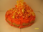 Reese's Candy Bar Cake