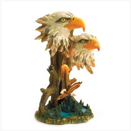 Eagle night light