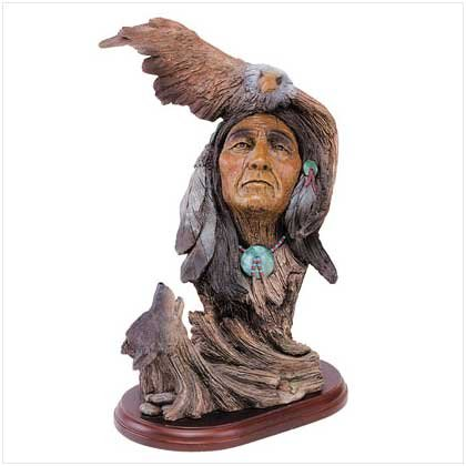 The Native Spirit Statuette