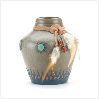 Colorful Southwestern Pot