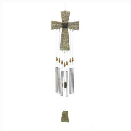 Lord's Prayer windchime