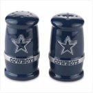 Sculpted NFL Team Salt & Pepper shakers