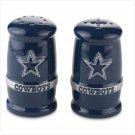 Sculpted NFL Team Salt & Pepper shakers