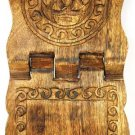 Large Celtic Wooden Book Holder 15""