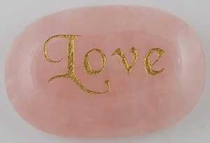 Love Gratitude Stone