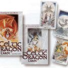 Celtic Dragon Tarot Deck & Book by Conway/Hunt