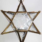 Hanging Star Votive Candle Holder