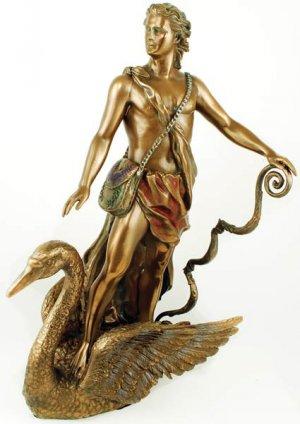 Apollo statue