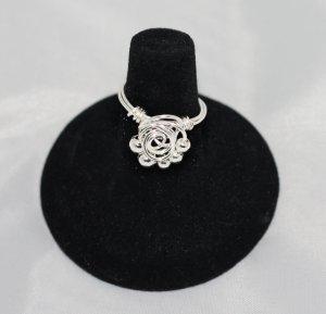 Silver Galaxy Ring