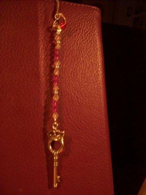 Pink, Purple & Pretty Bookmark