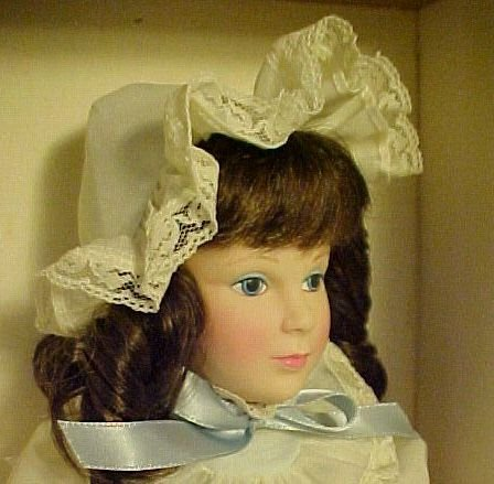 "Jan Hagara's Limited Edition 1984 Cristina Doll  15""   NRFB"