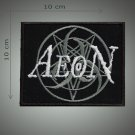Aeon embroidered  patch