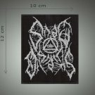 Subvertio deus embroidered patch