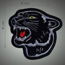 Panter embroidered patch