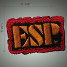 ESP embroidered patch