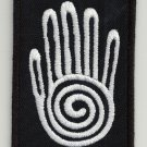 Healers hand embroidered patch