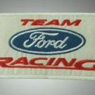 Ford racing team embroidered patch