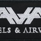 Angels and airwaves embroidered patch