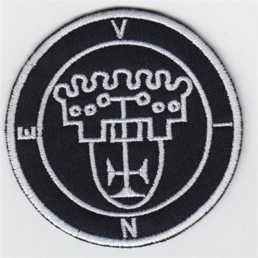 Sigil of Vine - embroidered patch, 3,2 X 3,2 (INCHES)