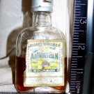 Antique Juarez Whiskey Bourbon Bottle W/Contents Sealed