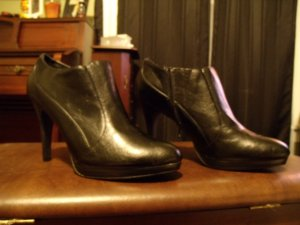 Cato Black Boots Size 11 Brand New Without Box