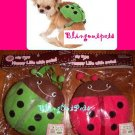 CUTE LadyBird Pets Dog Cat Personal Backpack Bag