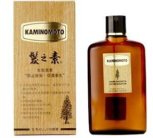 1 bottles Kaminomoto Hair Treatment Tonic Gold Growth Accelerator 150ml