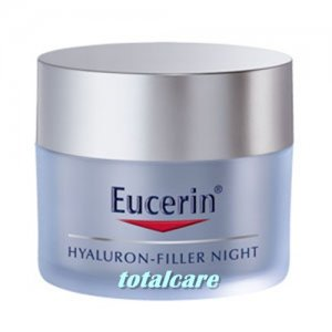 Eucerin Anti Ageing Hyaluron Filler Night Cream 50ml / 1.69 fl oz