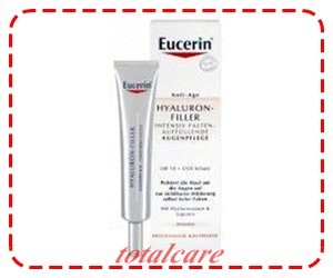 Eucerin Anti Ageing Intensive Wrinkle-Filling Treatment HYALURON FILLER Eye Cream 15ml 0.5oz