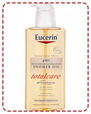 Eucerin pH5 Shower Oil 400ml / 13.53 fl oz For Dry Skin Sensitive Skin
