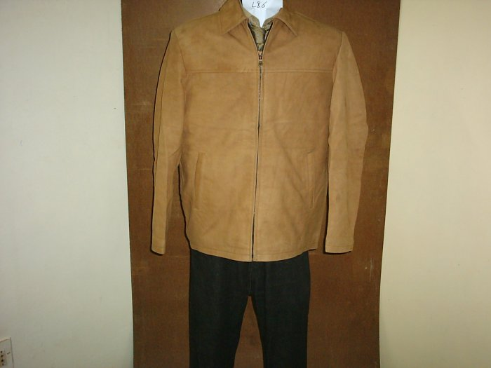 Leather Jacket Motorbike ,$235,M,SHEEP,ItemNo:LB6