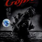 Gojira Original Godzilla B&W Japanese w/ Eng. SUBT